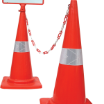Cone with Link Chain